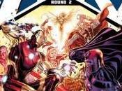 Portada Cheung para Avengers X-Men