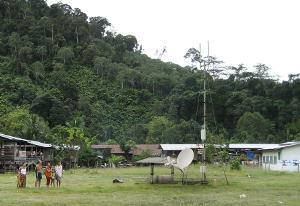 Banda ancha móvil con energía solar para zonas remotas