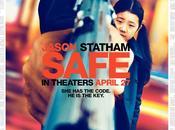 Poster Safe, Jason Statham