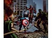 Figuras Hasbro basadas Vengadores