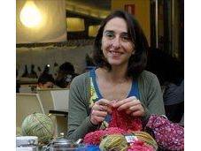 Knitting, mismo, hacer punto ganchillo, está moda