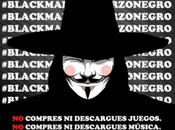 Marzo negro, guerra Anonymous
