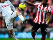 Sunderland apaga juego Swansea