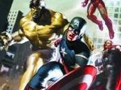 Portada Padilla para Marvels Avengers Prelude
