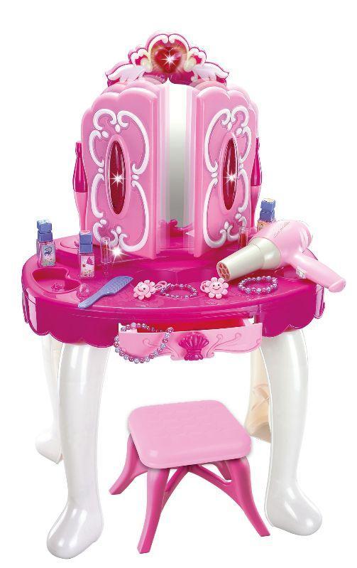"""""""Mi tocador mágico de belleza"""", juego de belleza para niñas de la firma Pasarela"""