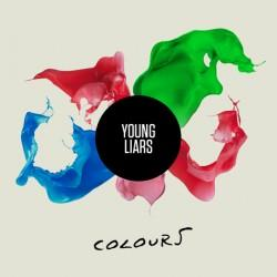 Young Liars Colours Teen Daze remix 250x250 Young Liars   Colours (Teen Daze Remix) (2012)