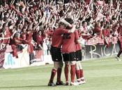 Mirandés enseña Espanyol celebrar victorias: historia Samuel