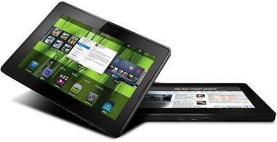 Renovación de Blackberry a la vista. Se aproximan Playbook 2 y Blackberry 10