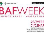 Bafweek. Otoño invierno 2012