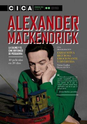 La invasión británica: 20 años, 20 días, 40 películas. Alexander Mackendrick, la Ealing y el cine británico de posguerra en Gijón. Febrero en el CICA