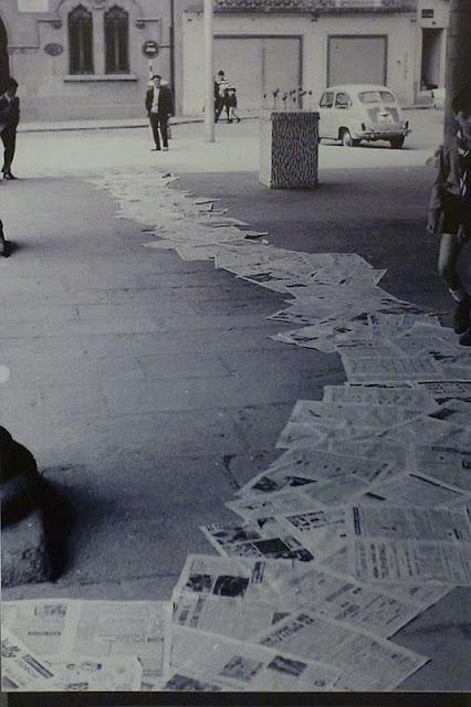 Meridià Granollers anys 70. Art de concepte i acció