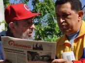 Fidel Castro: genialidad Chávez