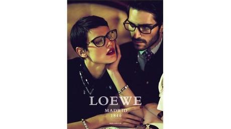 Campaña Loewe Spring Summer 2012