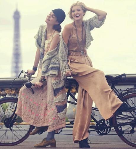 ETHNIC AND BOHEMIAN IN FASHION