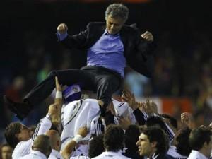 Méritos de Mourinho en el Real Madrid