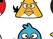 vectorial Angry Birds
