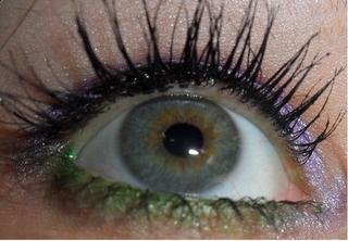 Look Lila y verde
