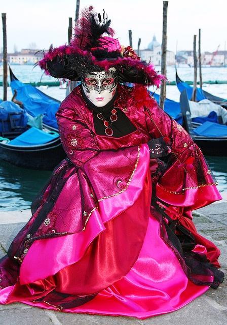 Carnaval 2012 en Europa: Venecia y Colonia