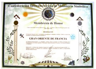 El Gran Oriente de Francia y la Masonería Liberal en Sudamérica