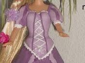Rapunzel cabeza parte