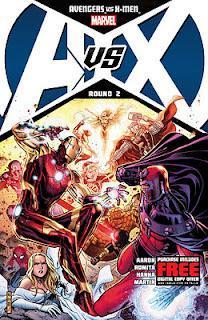 """Axel in Charge: Retiro creativo en Marvel. El futuro tras """"AvX"""""""