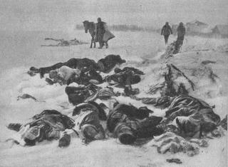 La tenaz resistencia de la Wehrmacht desinfla la ofensiva de Yeremenko - 28/01/1942.