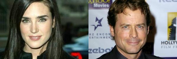 Jennifer Connelly y Greg Kinnear en Writers
