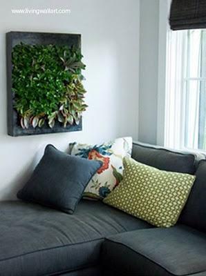 Jardines verticales de interiores paperblog - Jardines verticales interior ...