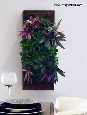 Jardines verticales de interiores paperblog for Jardin vertical interior casa