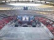 Inaugurado estadio abrirá Eurocopa 2012