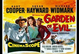 Dduaac garden of evil 1954 j edgar 2011 paperblog for El jardin del diablo gary cooper