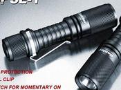Linterna Balder SE-1 CREE XM-L AA/14500