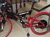 Primeras impresiones para bicicleta eléctrica Nine Continent