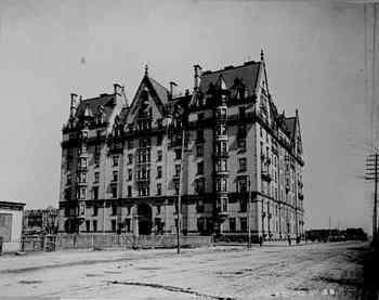 Dakota - El Edificio Maldito de Nueva York