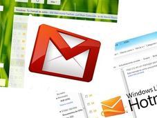 Microsoft pide usuarios dejen Gmail vuelvan confiar Hotmail