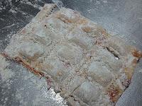 Elaborando Pasta Fresca