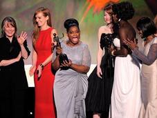 Criadas Señoras triunfa Premios Sindicato Actores