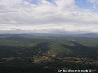 La Cueva de los Franceses y el mirador de Valcabado (Palencia)