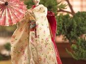 Barbie aprendiz geisha Maiko