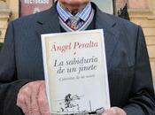 Ángel peralta presenta ultimo libro