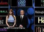 Nominados Óscars 2012