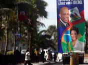 Dilma Rousseff llegó Puerto Príncipe, Haití