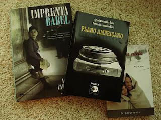 1 mes de libros: febrero