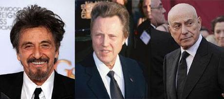 Al Pacino, Christopher Walken y Alan Arkin en Stand Up Guys