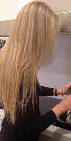 Pellesana el bálsamo para los cabellos con el aceite del nuez de coco