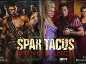Spartacus Vengeance puede analizada ligera
