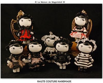 Goth Fashion Dolls on La Maison De Mageritdoll  Gothic Fashion  Tienda Shop Baraka Joyas
