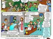 Evangelio dominical cómic: febrero 2012