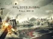 Resident Evil: Venganza, póster tráiler castellano...