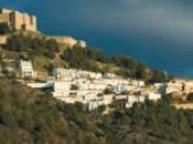 Jaén: castillo águilas